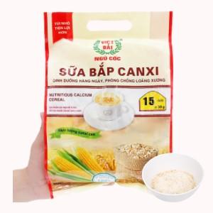 Sữa bắp canxi Việt Đài bịch 450g