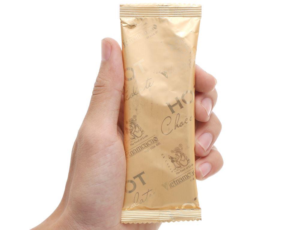 Bột ca cao Vietnamcacao Hot Chocolate White hộp 300g 5