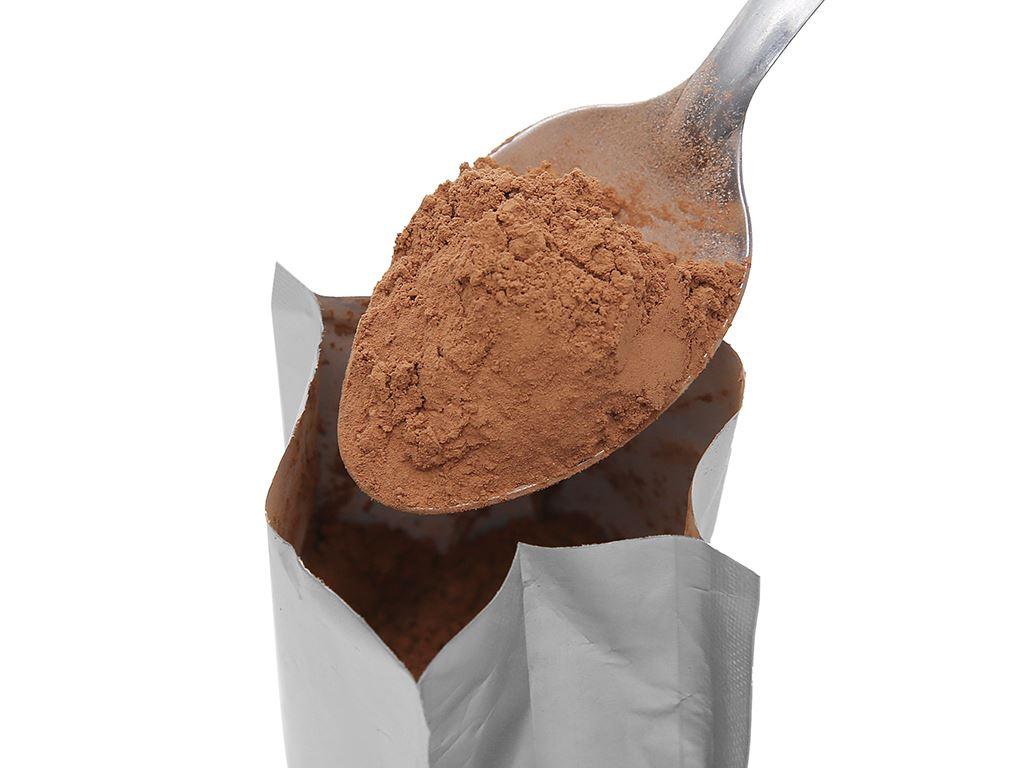 Bột ca cao nguyên chất CacaoMi Premium hộp 127g 5