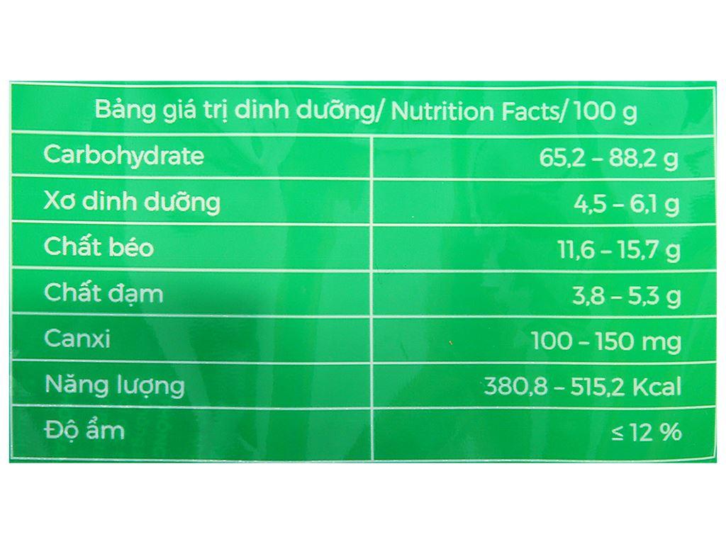 Ngũ cốc dinh dưỡng Yumfood gói 500g 3