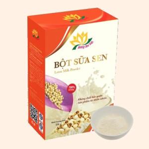 Bột sữa sen Hương Sen Việt hộp 250g