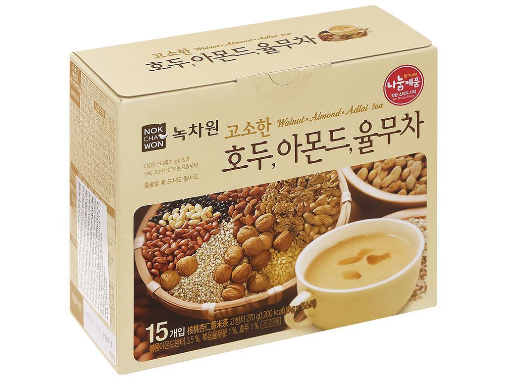 Bột uống hỗn hợp Nokchawon hộp 270g 1
