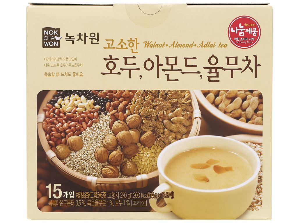 Bột uống hỗn hợp Nokchawon hộp 270g 2