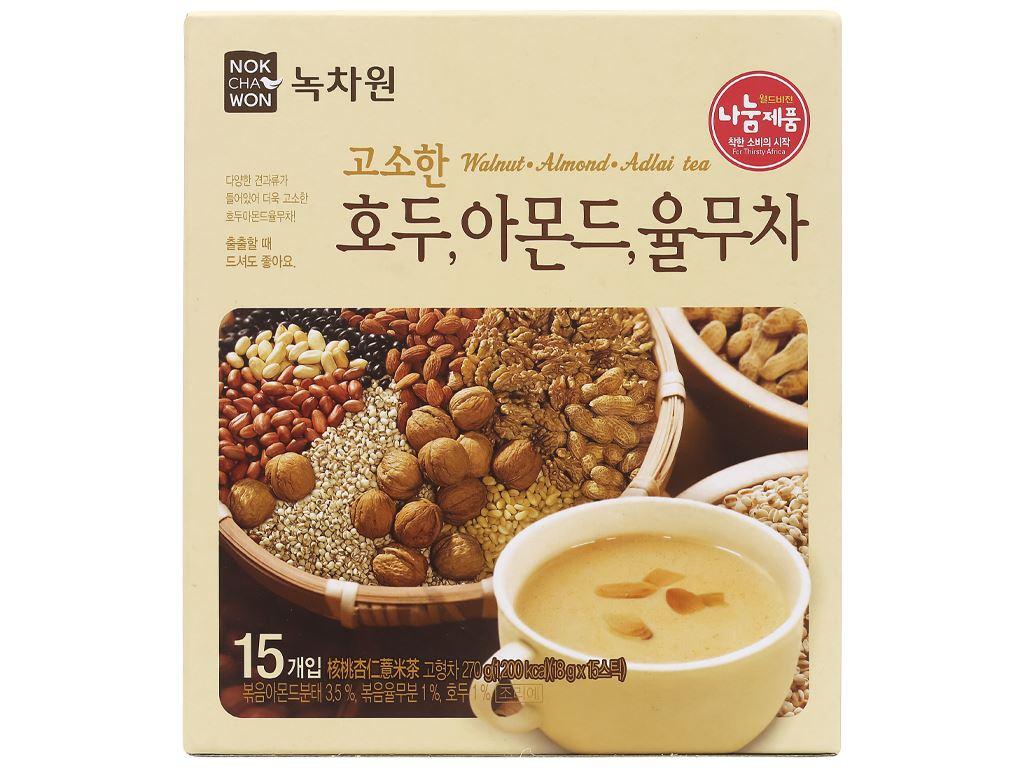 Bột uống hỗn hợp Nokchawon hộp 270g 3