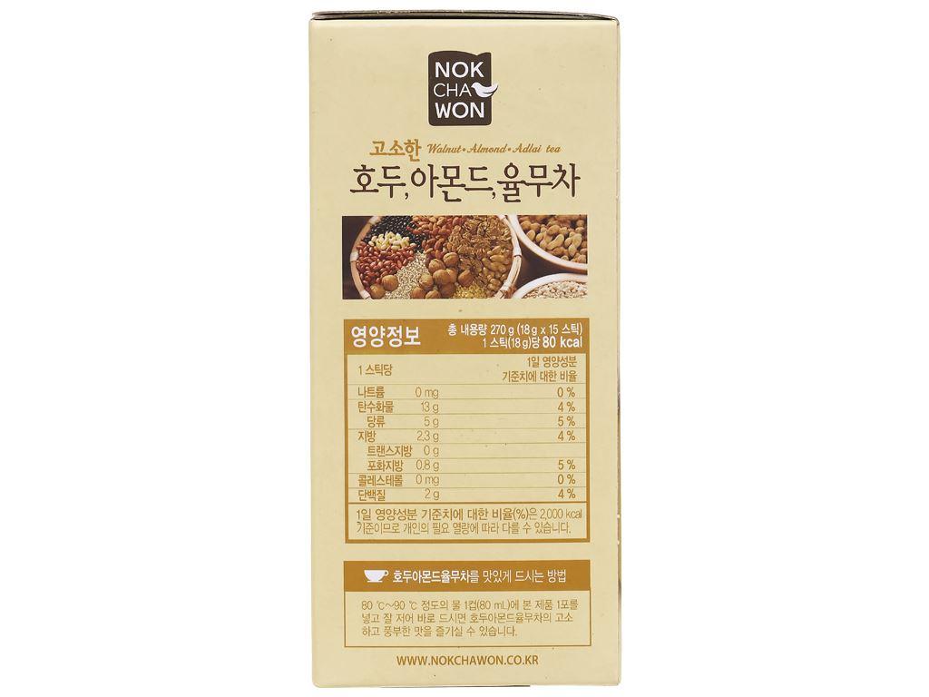 Bột uống hỗn hợp Nokchawon hộp 270g 4