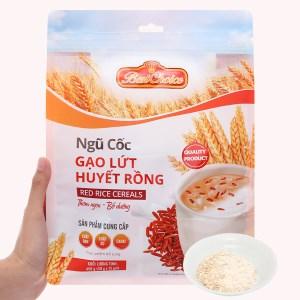 Thực phẩm bổ sung ngũ cốc gạo lứt huyết rồng Best Choice gói 450g