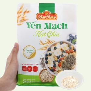 Thực phẩm bổ sung yến mạch hạt chia Best Choice gói 240g