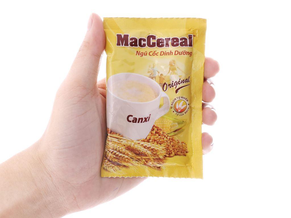 Ngũ cốc dinh dưỡng MacCereal bịch 560g 11