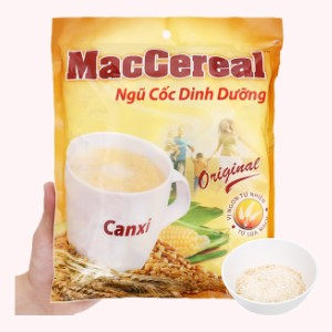Ngũ cốc dinh dưỡng MacCereal bịch 560g