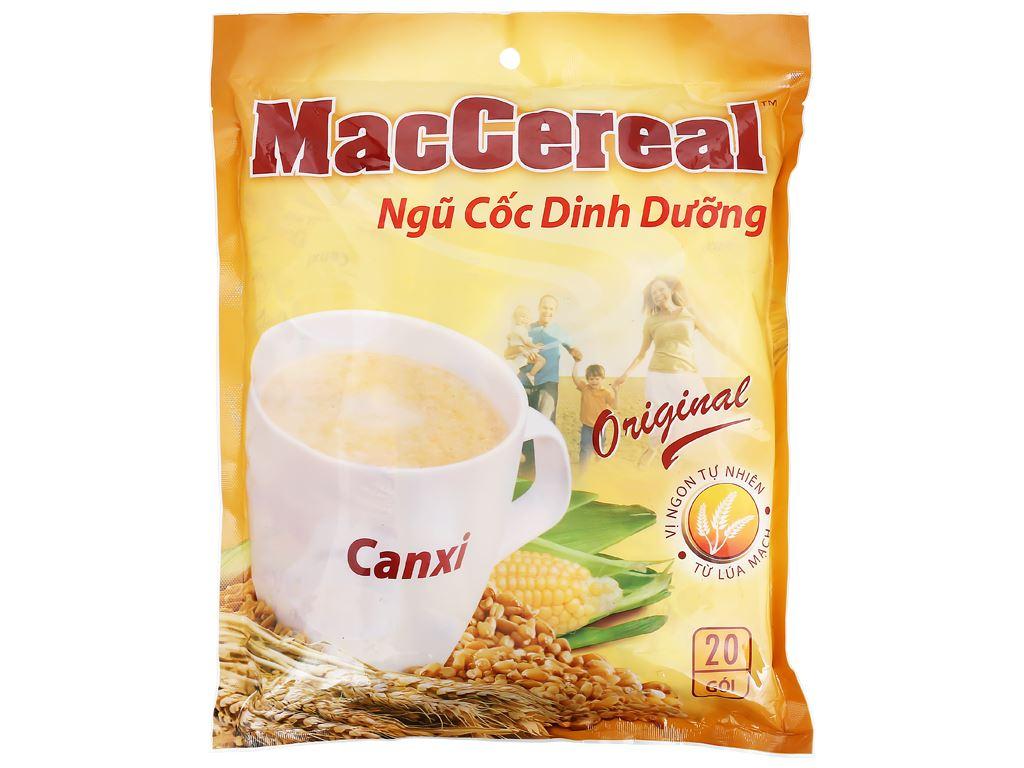Ngũ cốc dinh dưỡng MacCereal bịch 560g 6