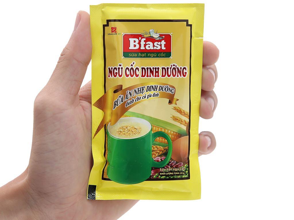 Ngũ cốc dinh dưỡng VinaCafé B'fast bịch 500g 11