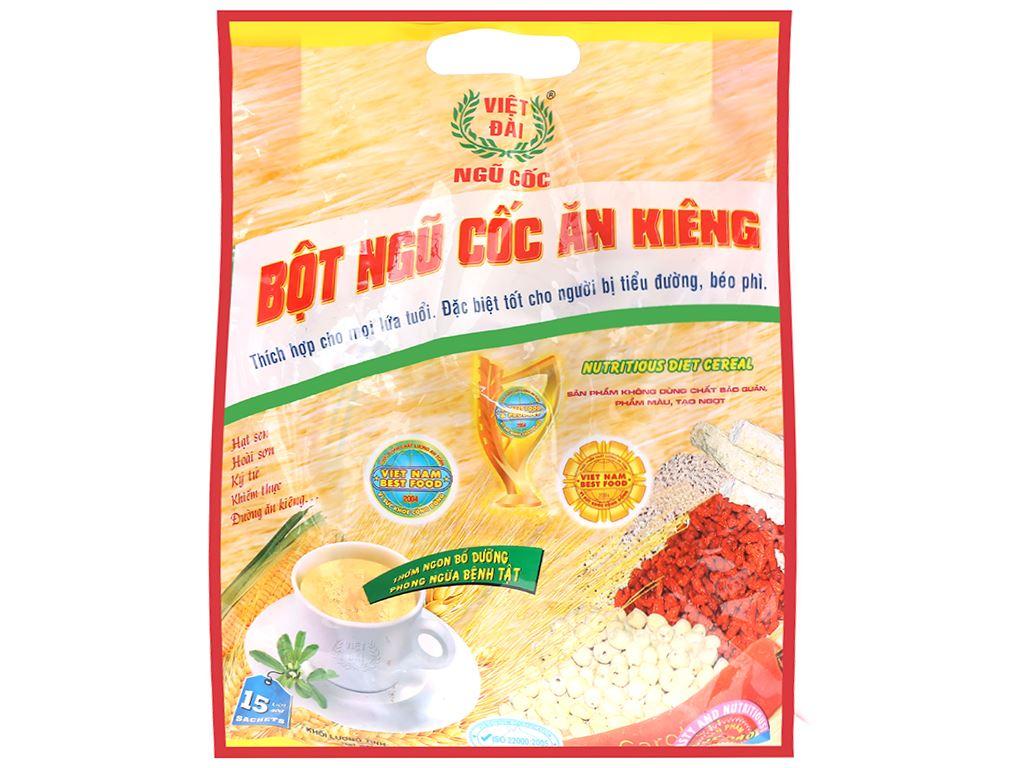 Bột ngũ cốc ăn kiêng Việt Đài bịch 600g 6
