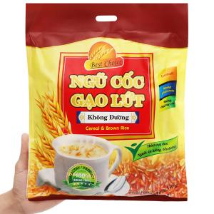 Ngũ cốc gạo lứt không đường Best Choice bịch 540g