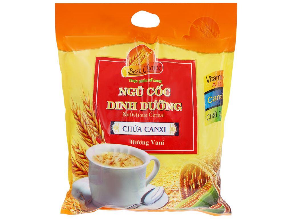 Ngũ cốc dinh dưỡng Best Choice bịch 500g 1