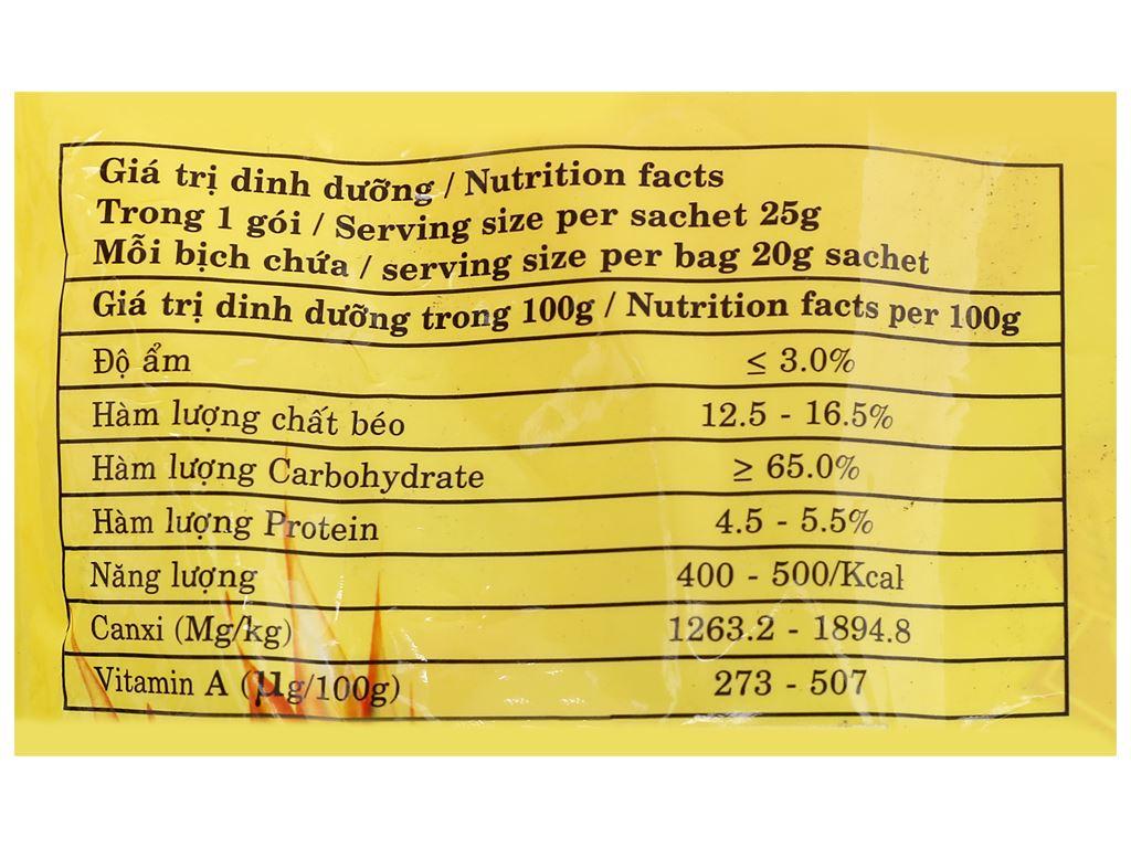 Ngũ cốc dinh dưỡng Best Choice bịch 500g 4