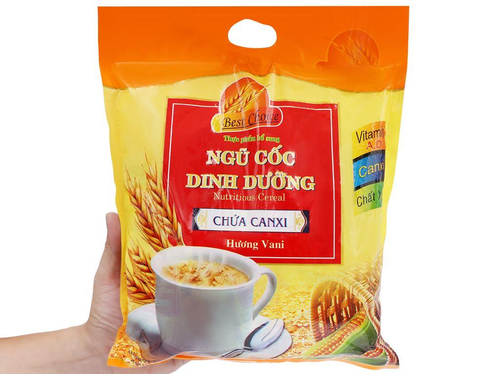 Ngũ cốc dinh dưỡng Best Choice bịch 500g 5