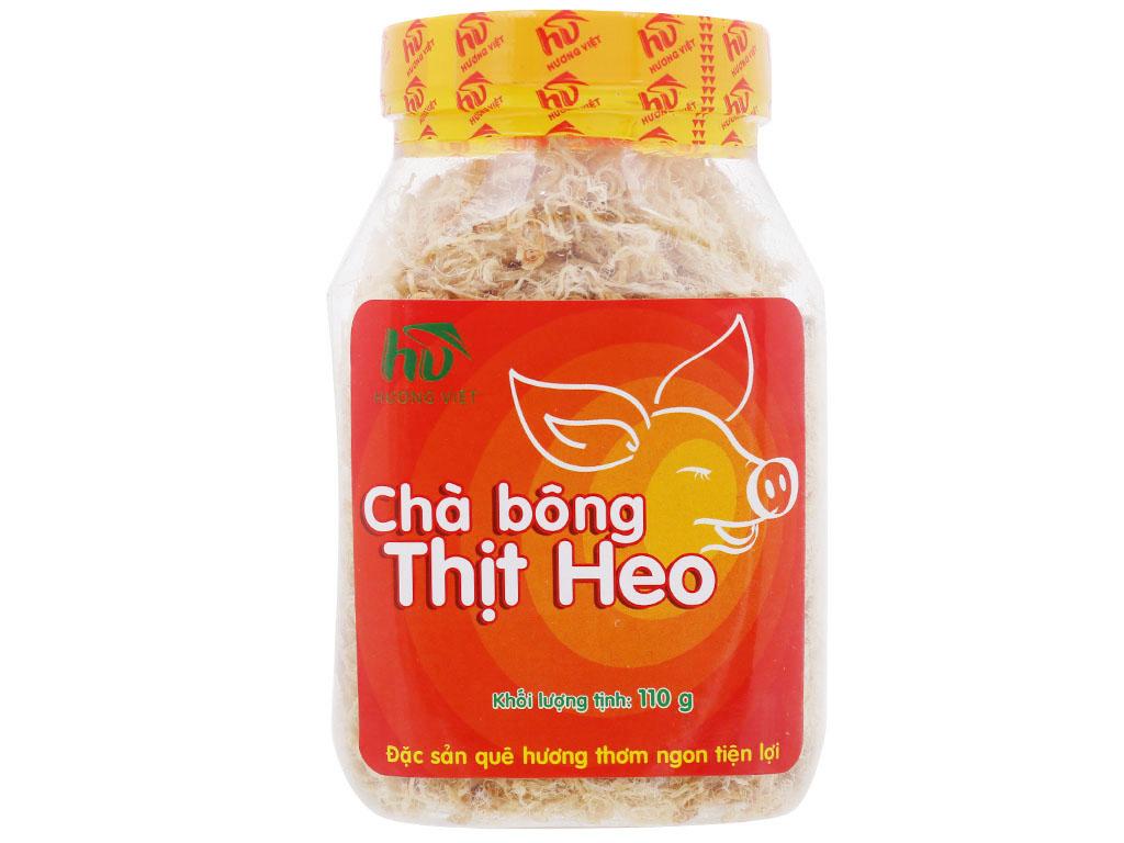 Chà bông heo đặc biệt Hương Việt hũ 110g 6