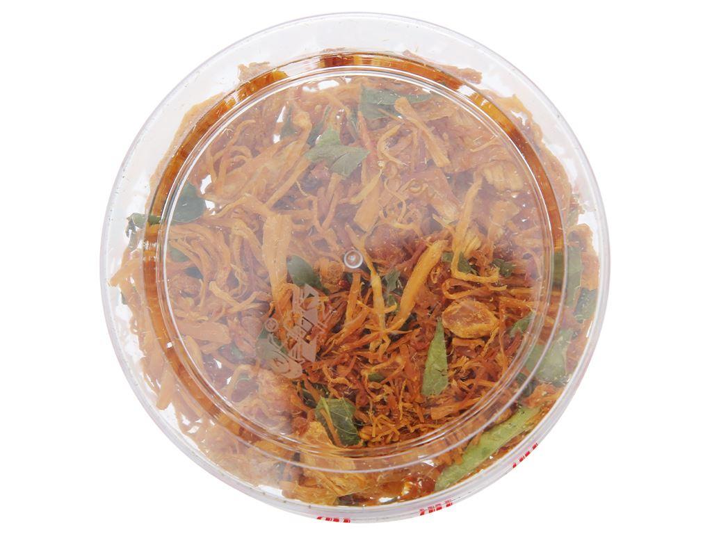 Thịt gà sấy Hương Việt hộp 80g 2