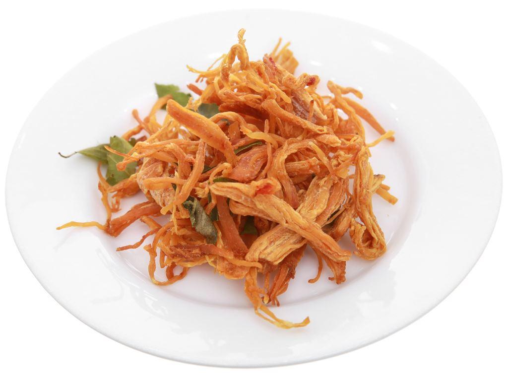 Thịt gà sấy Hương Việt hộp 150g 4