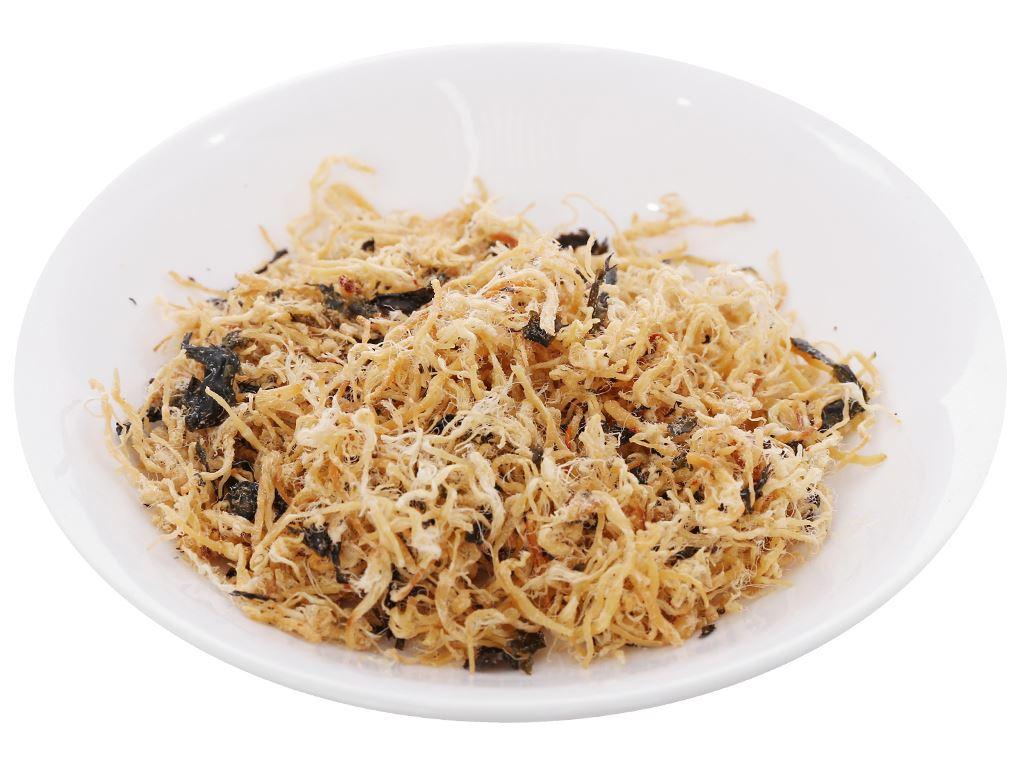 Gà sấy rong biển vị tỏi ớt Thảo Nguyên Phát hũ 100g 5
