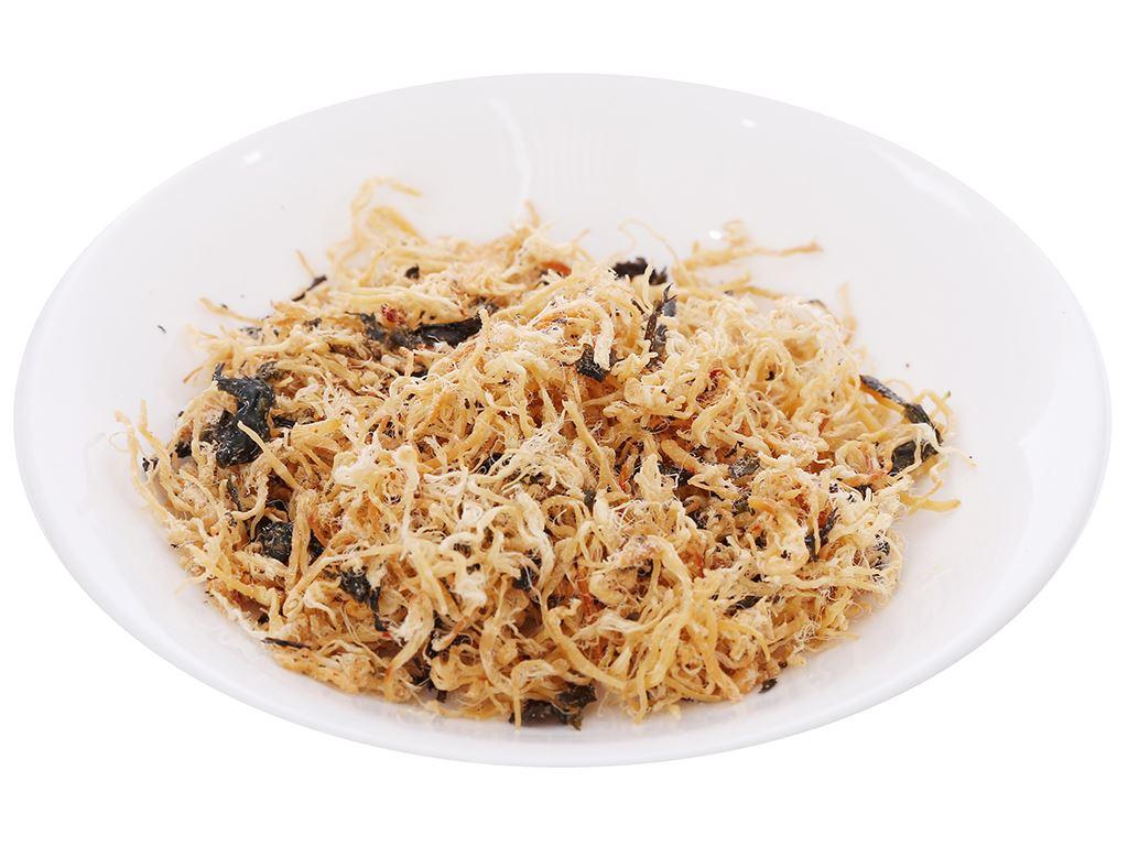 Gà sấy rong biển vị tỏi ớt Thảo Nguyên Phát hũ 250g 5