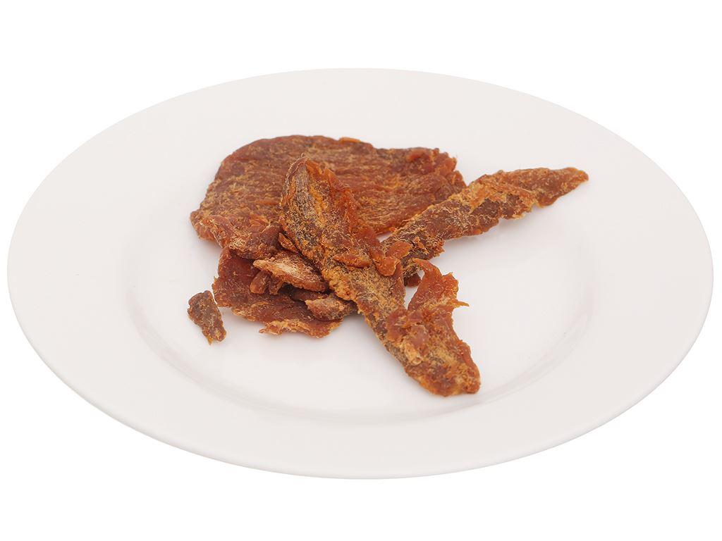 Thịt heo sấy kiểu Tây Bắc vị BBQ G Kitchen gói 25g 5
