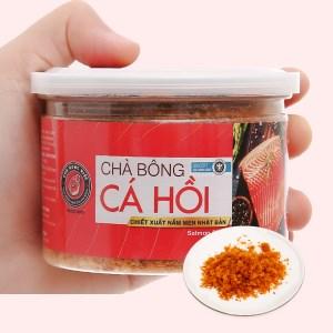 Chà bông cá hồi Chà bông Việt hũ 100g