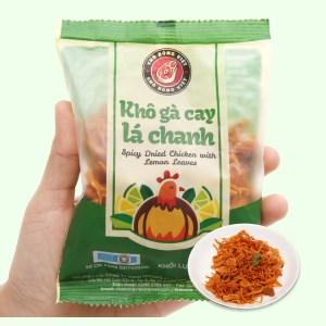 Khô gà lá chanh Chà bông Việt gói 50g