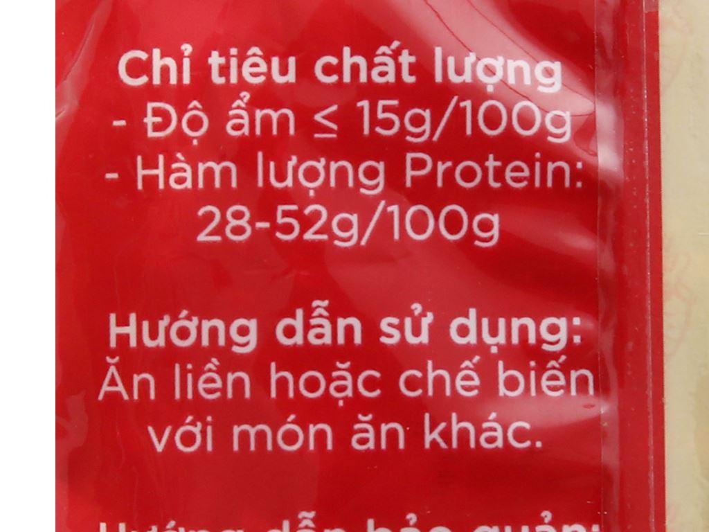Khô gà cay Chà bông Việt gói 50g 5