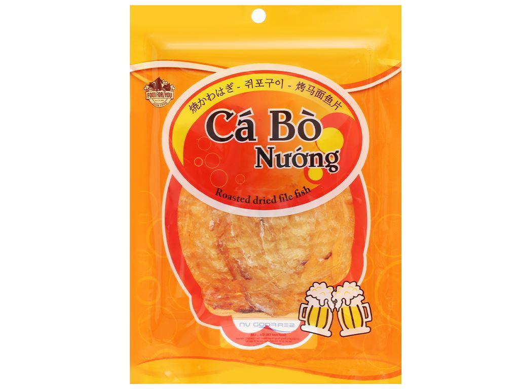 Cá bò nướng Seafood gói 35g 1