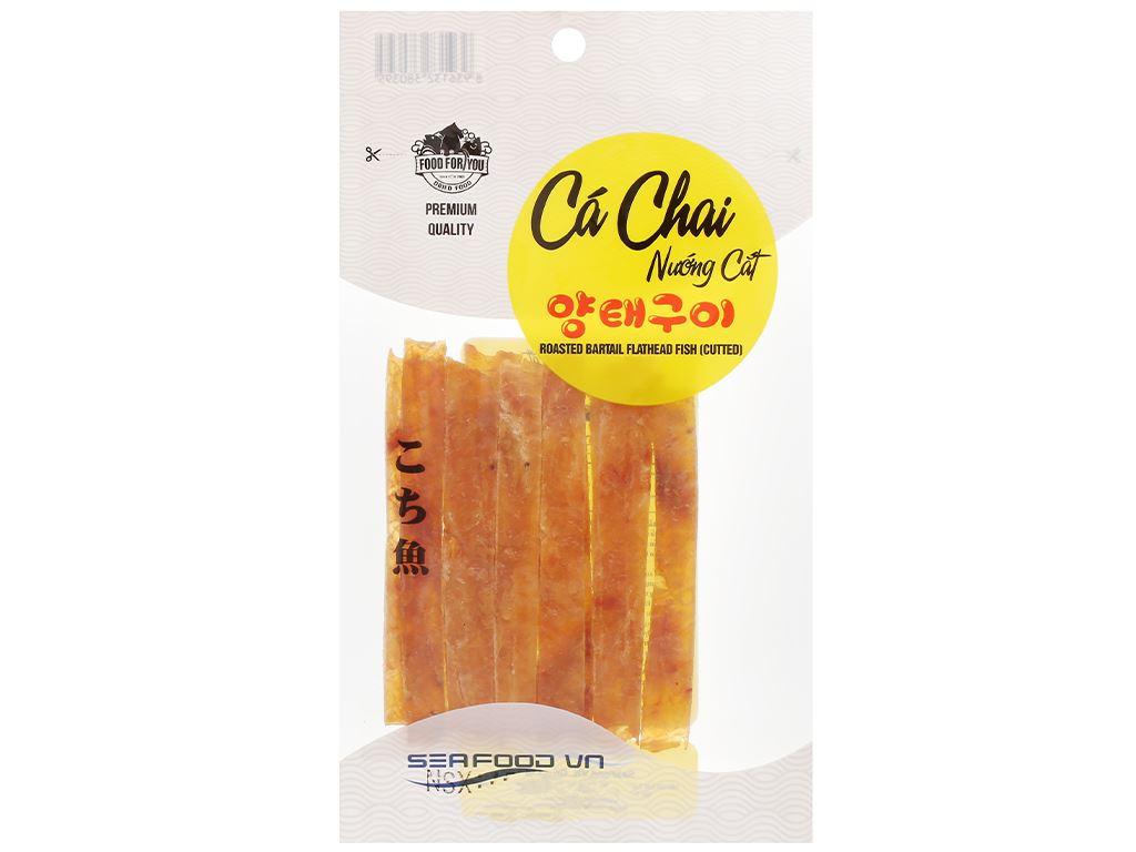 Cá chai nướng cắt Seafood gói 30g 1