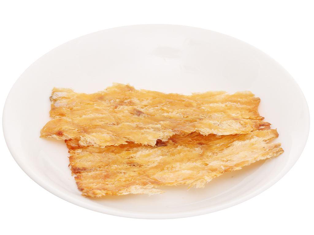 Cá bò nướng cay Seafood gói 30g 5