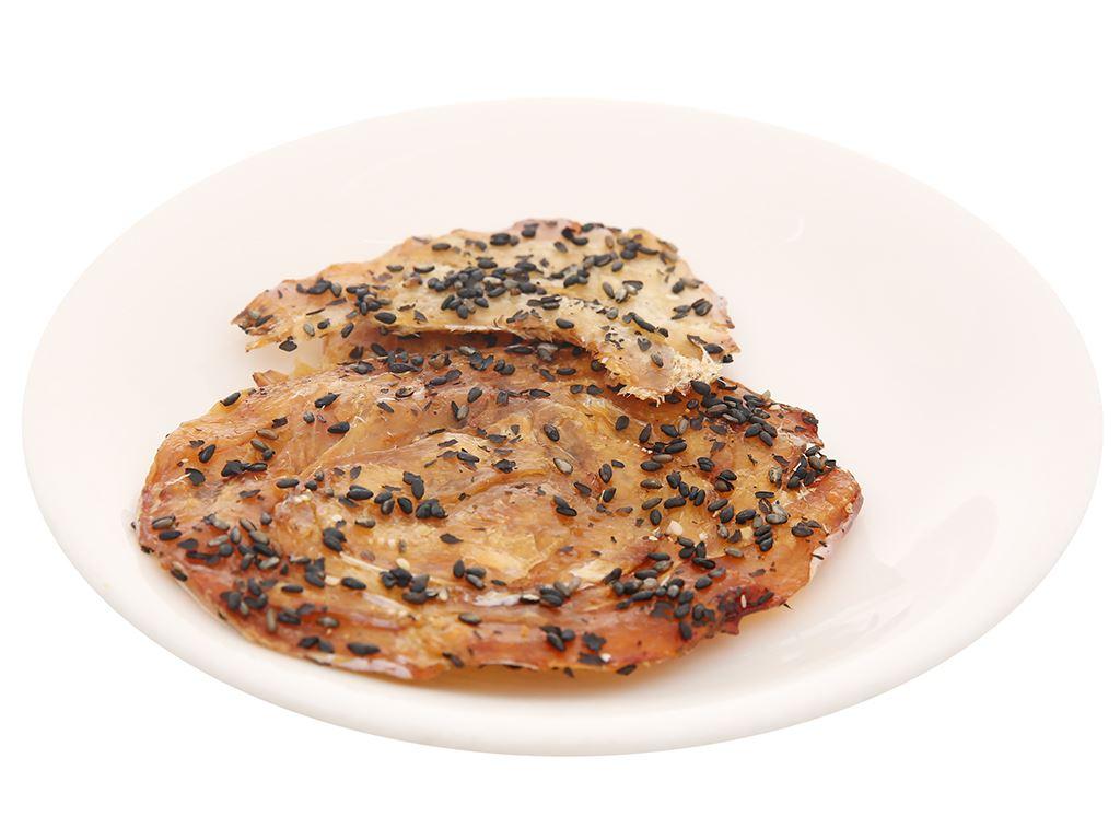 Cá bò nướng tẩm mè Seafood gói 30g 5