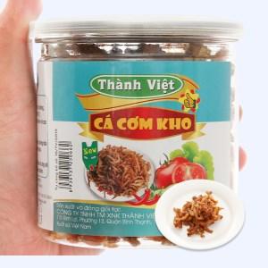Cá cơm kho Thành Việt hũ 140g