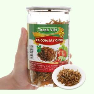Cá cơm sấy giòn Thành Việt hũ 200g