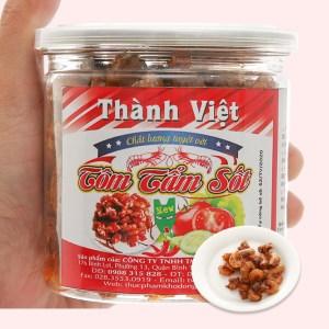 Tôm tẩm sốt Thành Việt hũ 130g