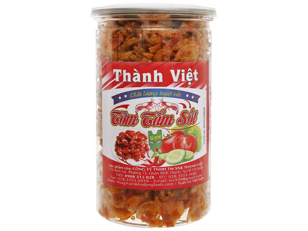 Tôm tẩm sốt Thành Việt hũ 240g 1