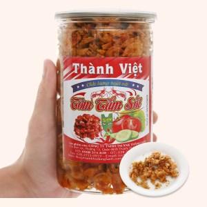 Tôm tẩm sốt Thành Việt hũ 240g