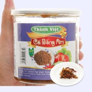 Cá bống rim Thành Việt hũ 200g