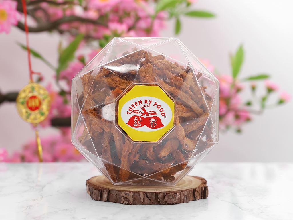 Thịt bò khô Tuyền Ký hộp 150g 1
