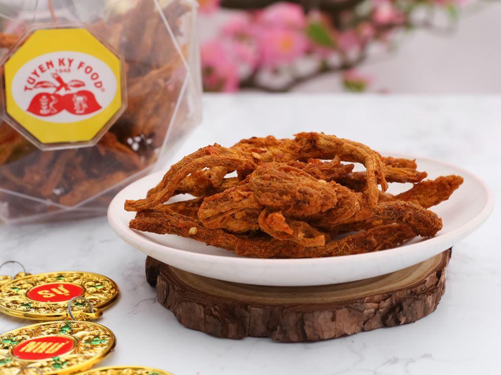 Thịt bò khô Tuyền Ký hộp 150g 5