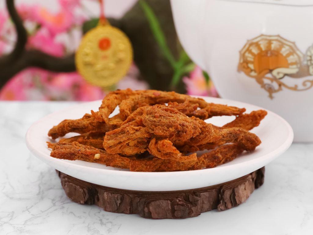Thịt bò khô Tuyền Ký hộp 150g 7