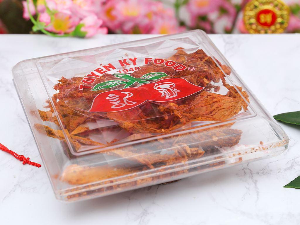 Thịt bò khô cà ri Tuyền Ký hộp 100g 3