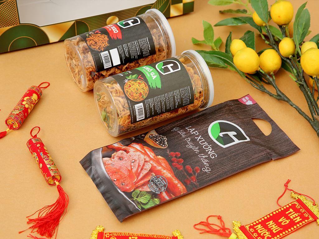 Hộp quà Bừng Lộc G Kitchen 560g 3