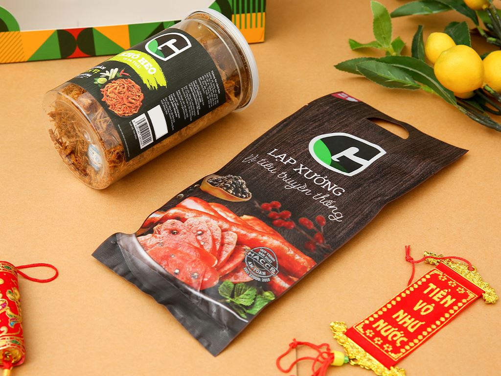 Hộp quà Đủ Đầy G Kitchen 380g 4