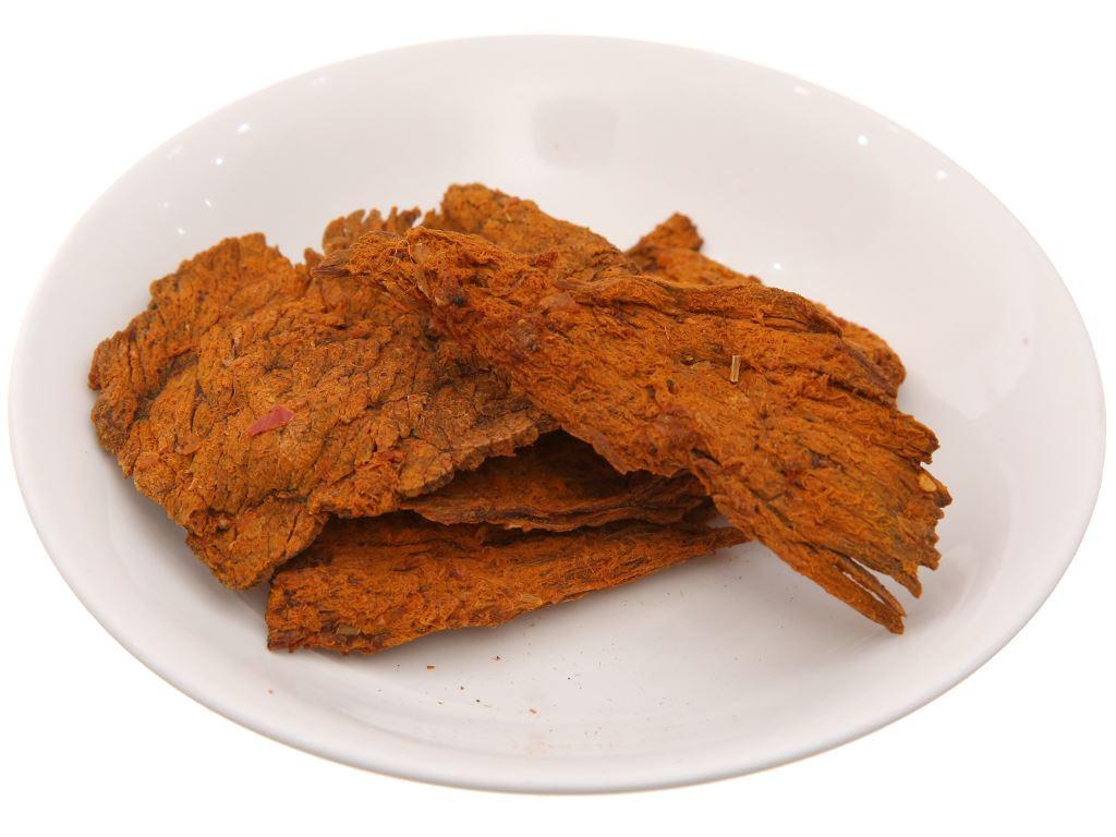 Thịt bò khô Hải Châu gói 100g 4