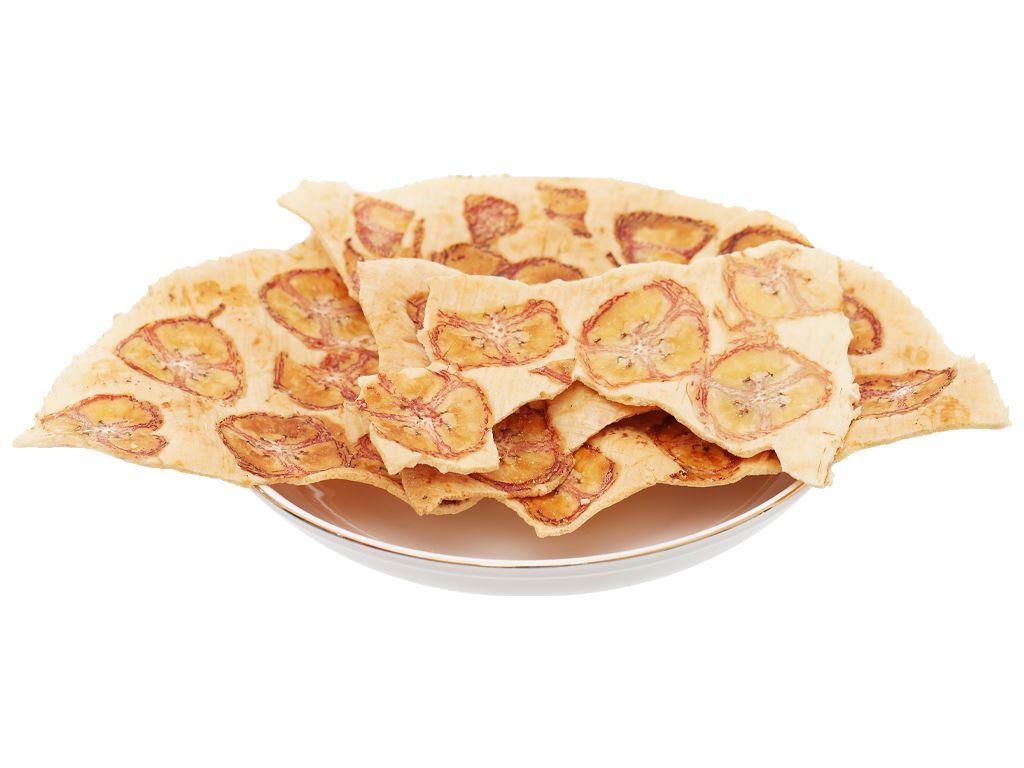 Bánh tráng chuối nướng USFOOD gói 80g 5