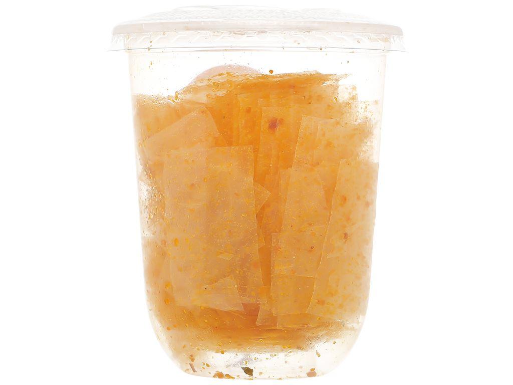 Bánh tráng khô gà phô mai Fadely ly 40g 2