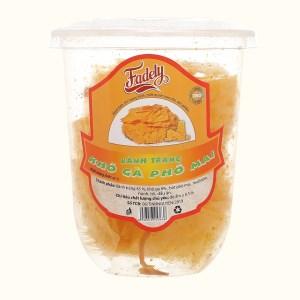 Bánh tráng khô gà phô mai Fadely ly 40g