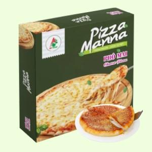 Pizza Manna phô mai HT Food 120g
